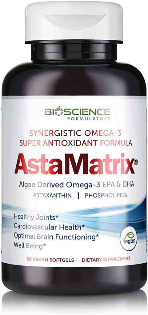 AstaMatrix Algae Oil
