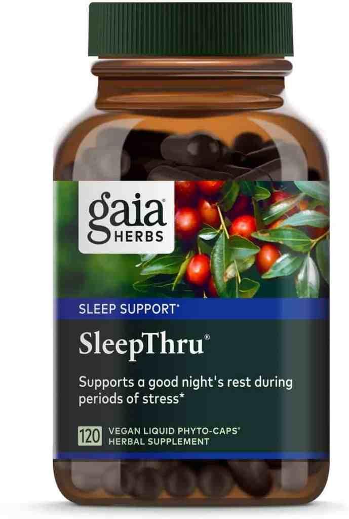 Gaia Herbs – SleepThru