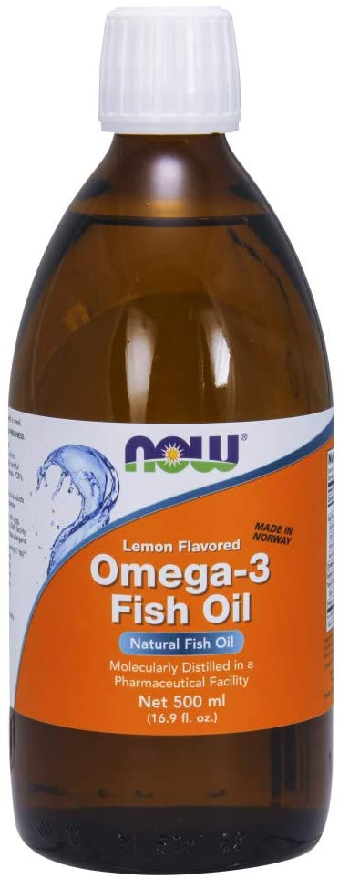 Now Supplement Omega-3 Fish Oil
