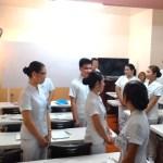 フィリピン人介護福祉士、看護士の日本語トレーニング風景3
