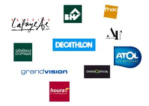 Clients distribution