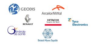 Partenaires industrie, Santé, Transport