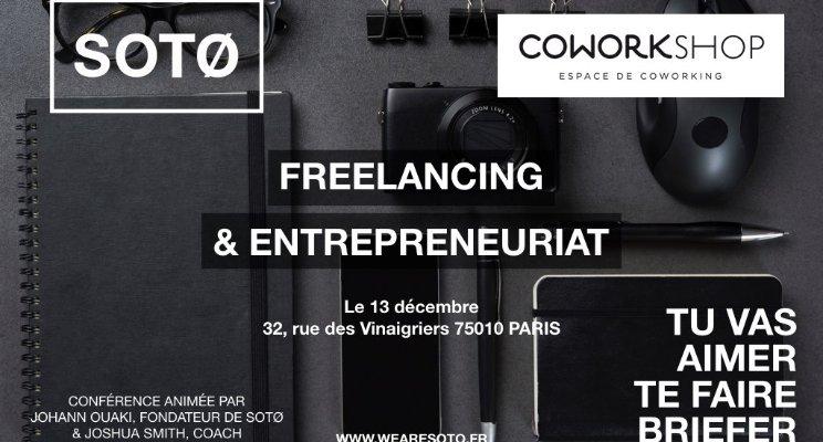 CadrEnglish meets SOTØ at CoWorkshop in Paris France