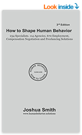 How to Shape Human Behavior for Negotiators - 3 rd Edition