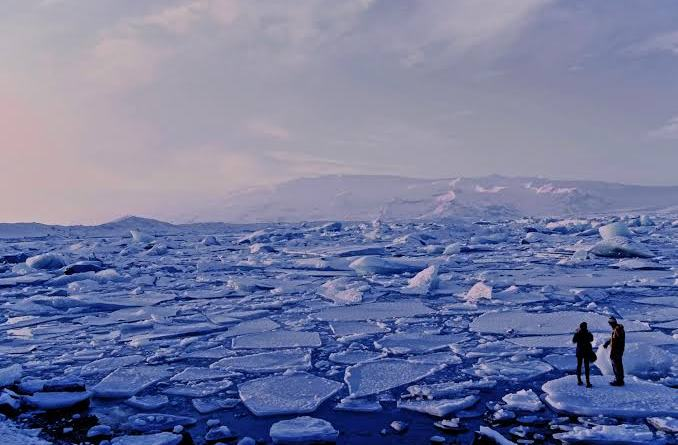 If fully thawed, the ice sheets in Denman would cause sea levels to rise worldwide about 1.5 meters