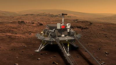 CHINA-BEIJING-MARS ROVER(CN)