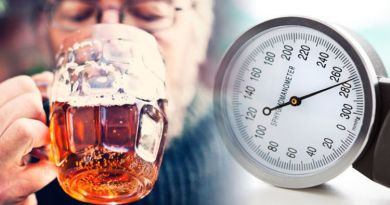 More than one drink a day may raise high blood pressure risk in adults with Type 2 diabetes