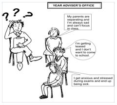 The Accidental Counsellor