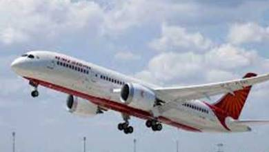 Photo of Air India honors Women's Day with longest flight crewed by women