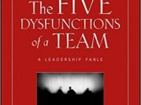 Photo of The Five Dysfunctions of a Team: A Leadership Fabl