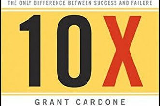 Photo of The 10X Rule: The Only Difference Between Success and Failure