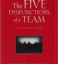 Photo of The Five Dysfunctions of a Team