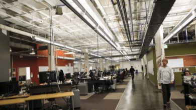Photo of Google got it wrong. The open-office trend is DESTROYING the workplace. Workplaces need more walls, not fewer.