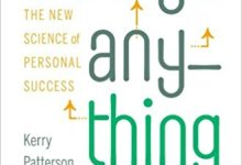 Photo of Change Anything: The New Science of Personal Success