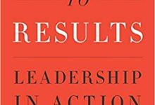 Photo of Vision to Results: Leadership in Action