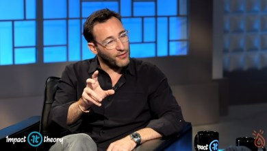 Photo of People Matter More Than Money | Simon Sinek