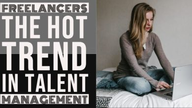Photo of Freelancers – the hot trend in talent management