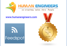 Photo of www.humanengineers.com selected in the Top100 HR Blogs, Websites & Influencers in 2020