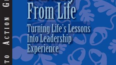 Photo of Learning From Life -Turning Life's Lessons Into Leadership Experience