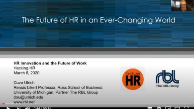 Photo of HR Innovation and Future of Work