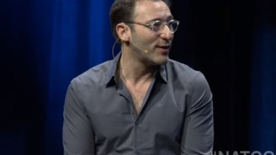 Photo of How To Teach Kids To Lead | Simon Sinek