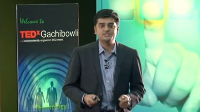 Photo of Simulation based management training: Rajiv Jayaraman at TEDxGachibowli