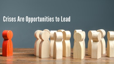 Photo of Crises Are Opportunities to Lead