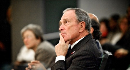 Same-sex marriage, Michael Bloomberg