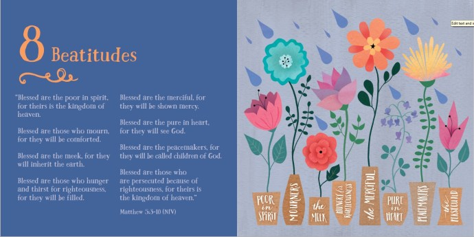 8 Beatitudes