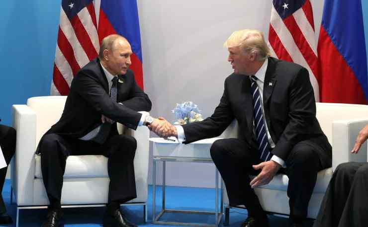 Global Elites Started The Russia Nonsense