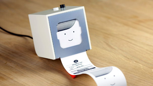 Little Printer Concept