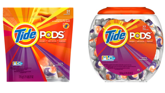 Post image for Product Confusability: Tide Pods