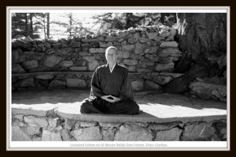 leonard cohen zen meditation