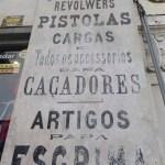 photo Écriteau à Lisbonne