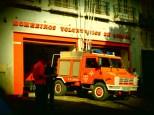 Les pompiers de Lisbonne !