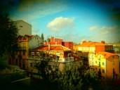 Les toits de Lisbonne !