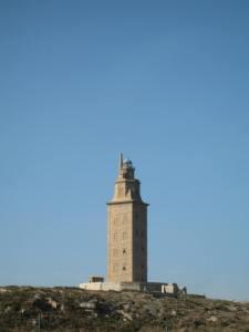 La tour d'Hercule !