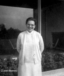 1960: zuster Mahieu is de eerste directrice