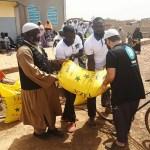 Distribution Sac de riz