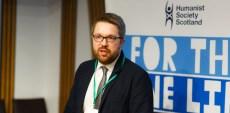 HSS Chief Executive Gordon Macrae