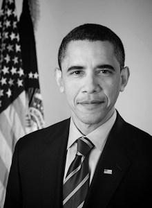 Vil Obama bruke ebola som påskudd for å intervenere militært i Afrika? Eller for å innføre unntakstilstand i USA? Derom spekulerer de konspiratoriske. Foto: Pete Souza/Wikimedia Commons.