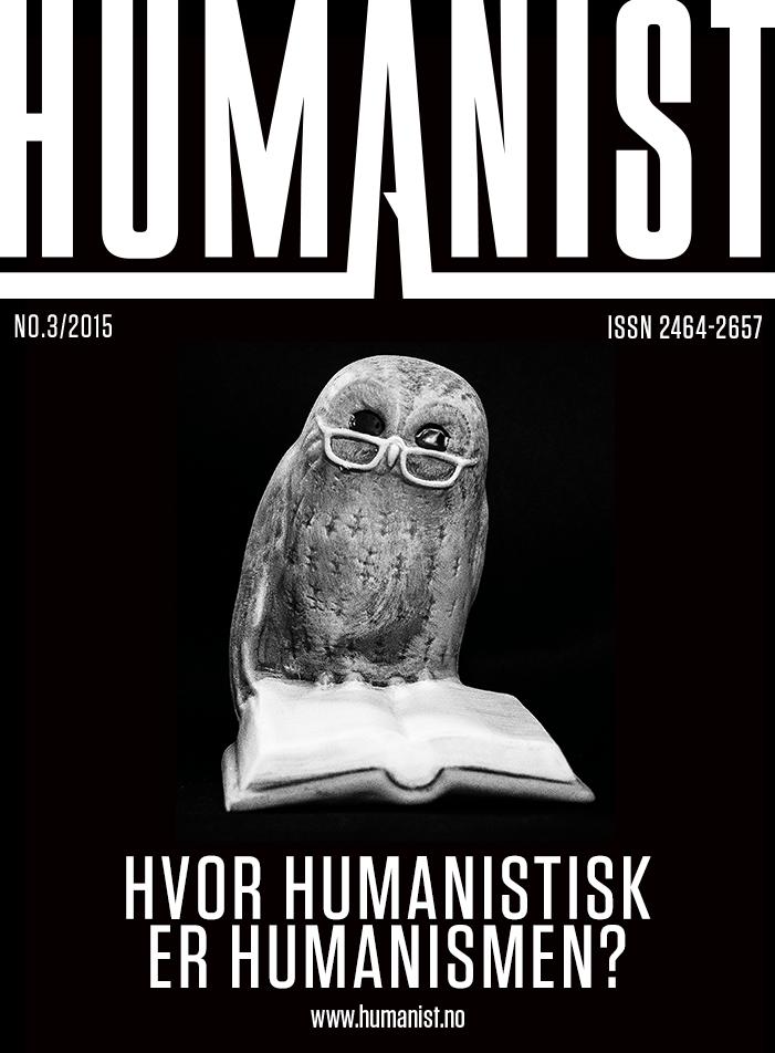 Forside Humanist 04/15