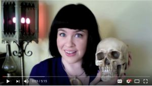 Fra Caitlin Doughty YouTube-kanal Ask A Mortician. (https://www.youtube.com/channel/UCi5iiEyLwSLvlqnMi02u5gQ)