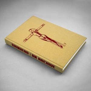 Toby Mott (red): Skinhead: An Archive Ditto Press 2015