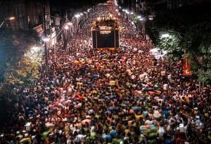Karnevalet i Salvador er kanskje verdens største fest. Foto: Antônio Cruz/Wikimedia.