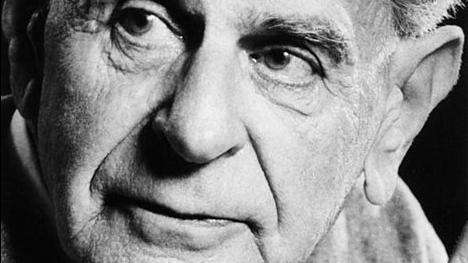 Karl Popper. Foto: Wikimedia Commons