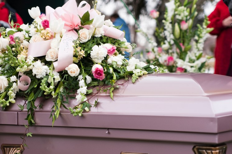 Humanist funeral