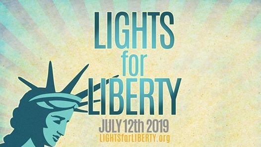 Lights for Liberty Vigil date