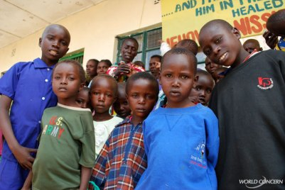 World Concern provides support for those orphaned or vulnerable because of HIV and AIDS.