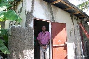 Carle in Haiti